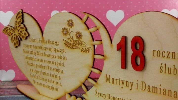 Wyjątkowe prezenty dla jubilatów z okazji rocznicy ślubu